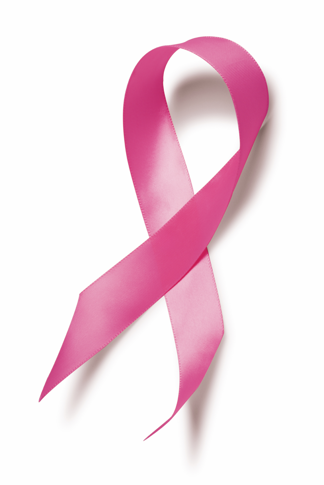 Pictures of breast cancer pink ribbon have won